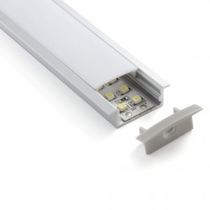 Linear Recessed Wide ALRW8