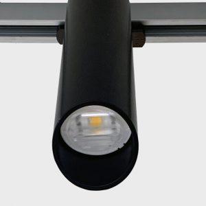 Round Minimal Wallwash Projector